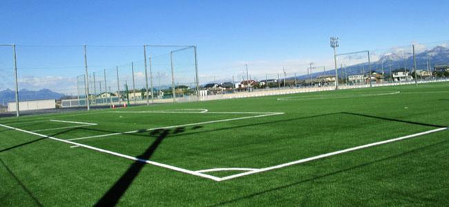 前橋フットボールセンターメイン風景