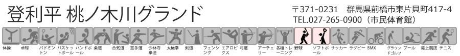 登利平 桃ノ木川グランド
