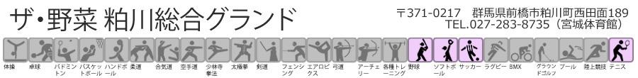 ザ・野菜 粕川総合グランド