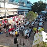 中央イベント広場