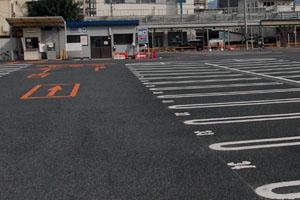 管理駐車場・駐輪場