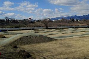 岩神緑地オフロードサイクルコース