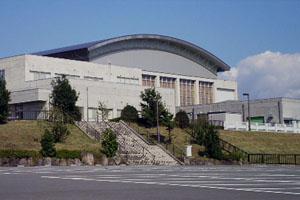 前橋市宮城体育館